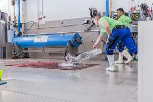 Teppichreinigung München Handwäsche